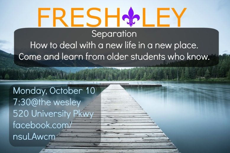Freshley - Separation